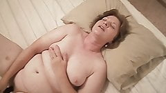 Mature wife Jolene fucking herself