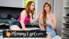 My Redhead Step-MILF is a Virgin? -MommysGirl