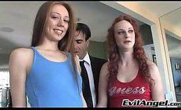 Redhead Threesome