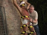 Young gay sex stories Blindfolded, gagged, d and flogged, th
