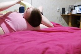 Headscissors facesitting russian mistress