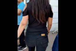 INDIAN SEXY GIRL TIGHT JEANS