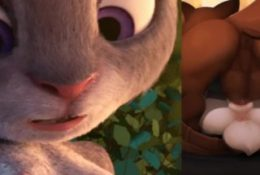 Judy Hopps 3D Compilation (HD 60FPS)