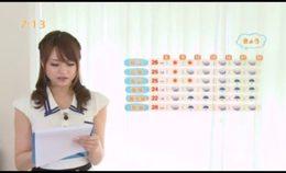 Newsreader Standing Tekoki Handjob