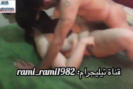 نيك شرموطة مصرية مع زوجها و اختها بتصورها