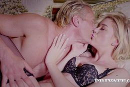 PrivateDOTcom – Young Hot Wife Anny Aurora Fucked & Cummed On