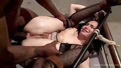She gets Rough Anal Fuck (This is how i crave to be used)