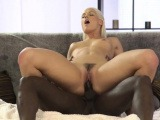 VIP4K. Huge cock of black lover replaces toy and makes