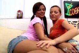 Angelika Black et Jennifer Love sont des femmes qui aiment s'amuser