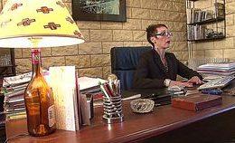 Diana French Mature Female Boss & Candidate