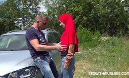 Fucking A Muslim In The Bushes Hd Video