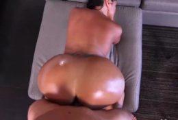 MomPov big thick ass busty MILF curvy hourglass POV fucking anal
