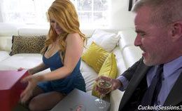 Penny Pax Interracial Anal Threesome