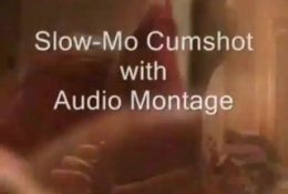 She can make him cum in 23 seconds with her speed handjob