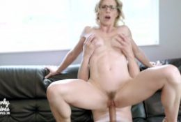 Step Mom makes Home School Step Son a Man – Cory Chase