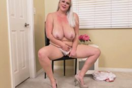 This mature nurse will take care of all your needs