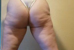 Twerking Granny Panties: ASSQUAKE by Seattle Ganja Goddess solo big ass