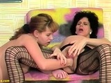 both hands extreme deep in pregnant moms cunt