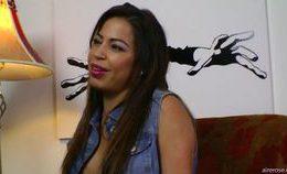 Busty Latina Julianna Vega