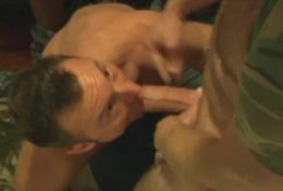 Gay Facial Compilation Part 4