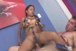 Indian Midget Girl Suck White Coock