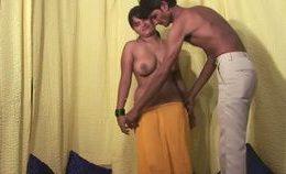 Indian Sanjana And Robby Desi Sex Porn