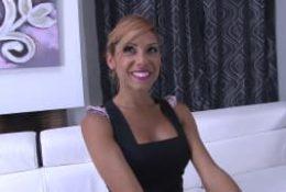 La casting porno de l'actrice Rose Valerie