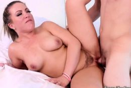 Mom and chum's daughter fuck teacher for grades Faking