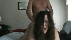 Sexy thick cuckold wife pounded for 70 minutes then creampie