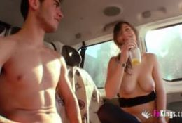 Dans un bus il s'en passe des choses !