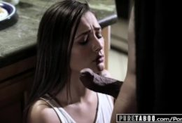 PURE TABOO Jaye Takes BBC Creampie to Please Father-in-Law