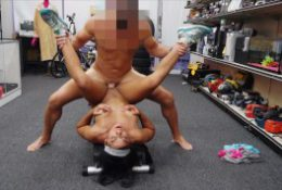 XXXPAWN – Athletic Latina Veronica Allyn Gets Banged In A Pawn Shop