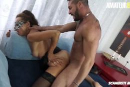 AmateurEuro – Italian MOM Gets Fucked Hard In The Ass By Her StepSon
