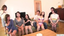 Japanese Milf Party Big Thong Lineup And Cfnm Handjobs