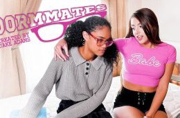 College Nerd Tries Lesbian Pussy for the First Time – MODEL TIME
