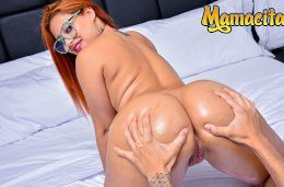 Carne Del Mercado – Jesica Dulce Huge PAWG Redhead Colombiana Latina Oiled And Fucked Hard