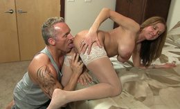Hot Wife Rio Creampied While Cheating