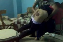 أول فيديو حصري للعقاب في مصر