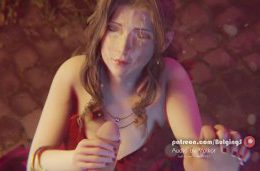 Final Fantasy Aerith in Red dress Audio