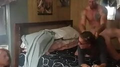 Fucking Gf's friend in front of her