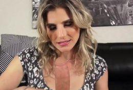 Mom fucks playmate' chum in public and webcam girl kiss