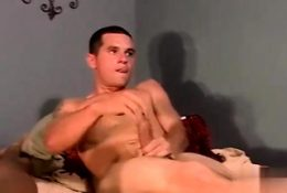 Amateur men in the shower gay Lucky Boy Gets Two Big Cocks