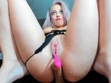 Homemade Lonely Girl Squirting And Masturbate