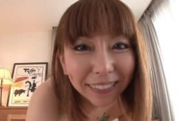 Minami Kitagawa une asiatique qui sait sucer !