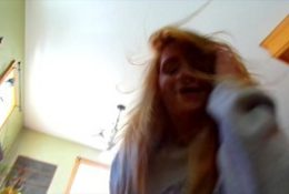 Finish HER!.Red Head gets a big surprise from Boyfriends BWC