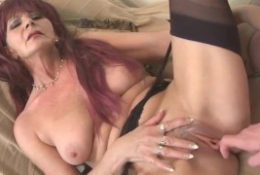 naughty mature mom sucks your cock