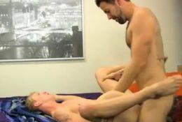 Triple anal gay movieture and fat porn Jordan Ashton's