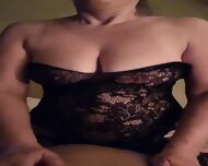 Fucking Wife In A Crotchless Bodystocking