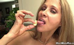 Hot Wife Rio In Taboo Mommy Talk #15