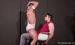 Axel Kane & Trevor (g) Hardcore Gay Scene